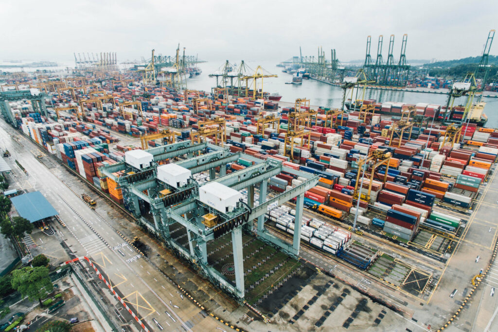 CRITICAL INFRASTRUCTURE (Ports, Airports, and Free Zones) Geolocation Solutions